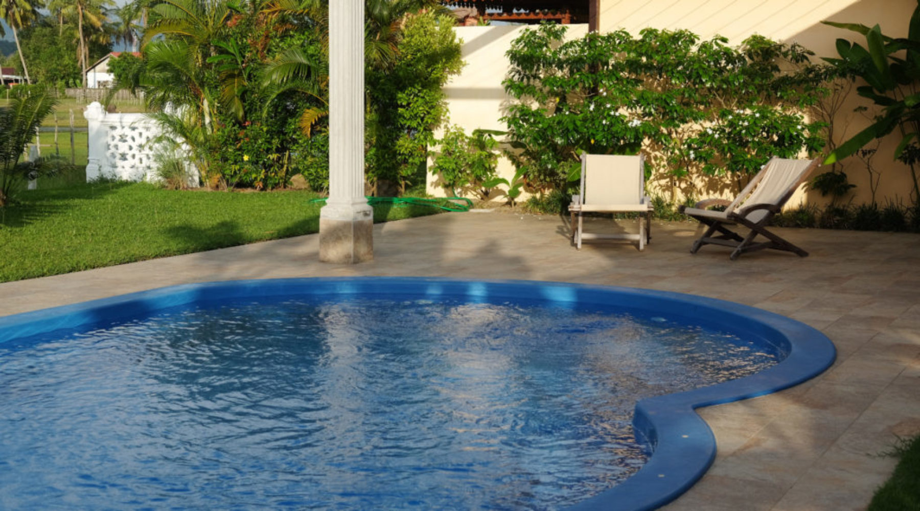 Langkawi Villa Cathaya Outdoor Pool for the whole family and friends